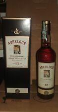 Whisky Aberlour Single Highland Malt imported, scotch whisky invecchiato 15 Anni