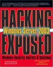 Windows Server 2003 (Hacking Exposed)