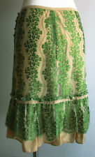 TRACY REESE Lace knee-length Skirt size 6