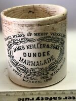 """1895 Transferred DUNDEE MARMALADE - Date Letter """"R"""" (G511)"""