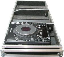 Flight Case 2 CDJ 400 o 600 Mixer DJM 700 Fly Pioneer