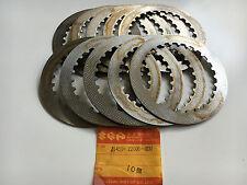 "ORIGINAL SUZUKI EMBRAGUE DISCOS/Aletas de acero (10 Kit) - "" 21451-22000"""