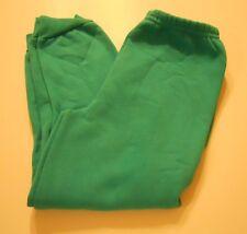 Girls Fleece Pants 18 Months Teal