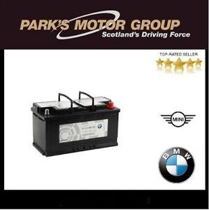 Genuine BMW 90AH AGM Battery 1-8 Series X3-X7 Z4 61216924023. new No 61216806755