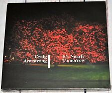 Craig Armstrong - It's Nearly Tomorrow CD Album  2014 NEW SEALED