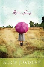 Rain Song by Alice J. Wisler (2008, Paperback) BRAND NEW