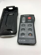 Original SONY Video camera VTR Video 8 Remote Control RMT-507 + Case