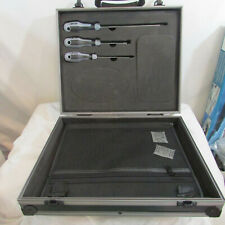 Dell XPS hard tool case with 3 screwdrivers and foam shock padding