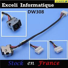 Dc Jack power connector Socket Cable Wire dw308 HP PAVILION dv6-4023tx