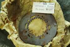 N100) VESPA PX 80 125 150 200 COSA piastra in acciaio frizione 093745 DISCO