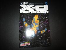 X-O MANOWAR #0 RARE 2014 NEW YORK COMIC CON VARIANT !!!