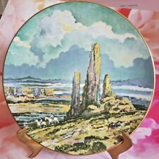 Vintage Royal Doulton Four Corners 1979 Collector Decorative Plate Sloane