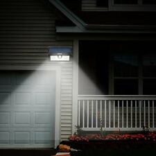 20 Bright NodesLED Solar Lights, Mpow 3-in-1 Wireless Weatherproof Security Lamp