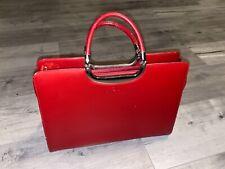 Gucci 409531 Mujer Bolso de cuero, bolsa de hombro rojo BF338102