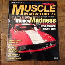 12. 2006-08 Hemmings Muscle Magazines