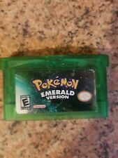 Pokemon Emerald Version Game Cartridge Card for Gameboy Advance