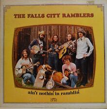 THE FALLS CITY RAMBLERS - AIN'T NOTHIN' IN RAMBLIN' - LP 504 LP (X466)