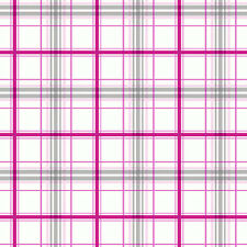 Checkmate Pink Silver Wallpaper - Arthouse
