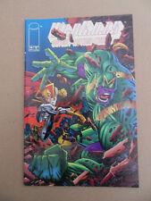 Wildcats 14 . Image / Wildstorm 1994 . FN +