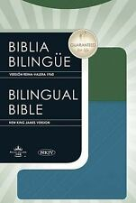 NEW - Biblia bilingue RVR1960 / NKJV (Spanish Edition)