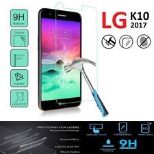 Pellicola Vetro Temperato per LG K10 2017 Salva Schermo HD Antigraffio o PANNO