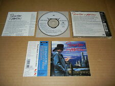 "Michael Jackson ""Stranger In Moscow"" Japan CD w/OBI ESCA-6552"