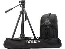 DOLICA ST-600DK10KIT Includes ST-600 TRIPOD and Dolica DK-10 Small Size Backpack