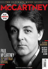 The Ultimate Music Guide Uncut Paul McCartney BEATLES Deluxe Remastered Edition