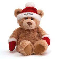 "NIB Amazon Gund Bear 5th Ltd Edition 2012 Holiday 18"" Collectible Soft Plush"