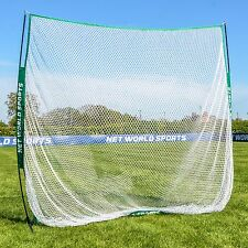 FORB Portable Golf Net 7ft x 7ft Pop Up Garden Practice & Training Hitting Net