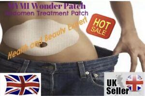 NEW Mymi Korea Cosmetics Anti-Obesity Slimming Wonder Belly Patch 5/10/15/20 Pcs