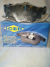 """""""Icer Spain"""" Disc Brake Pad with Shims Front 181159"""