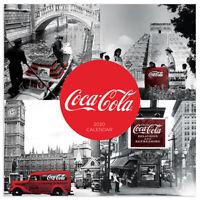 2020 Coca-Cola: Vintage Wall Calendar