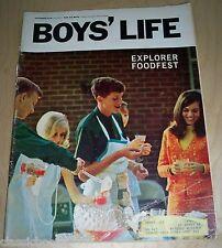 Boys Life Magazine Nov 1968