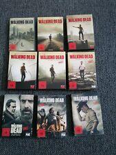 The Walking Dead Staffel 1-9                     Staffel 1,2,3,4,5,6,7,8,9