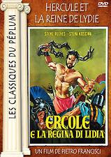 DVD Les Classiques du Péplum : Hercule et la Reine de Lydie