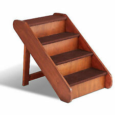 Wooden Collapsible/Folding Dog Ramps U0026 Stairs For Sale | EBay