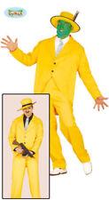 GUIRCA Costume vestito The Mask gangster carnevale uomo adulto 110 84350