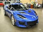 2021 Lotus Evora GT  2021 Lotus Evora GT  6 Miles Essex Blue 2dr Car 3.5 Liter Supercharged V6 5 Spee