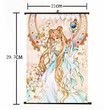 New Hot Japan Anime Sexy Sailor Moon Home Decor Poster Wall Scroll 21*30CM b