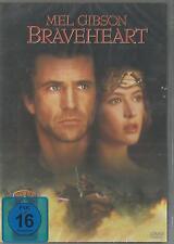 DVD - Braveheart - Mel Gibson / NEU / #578