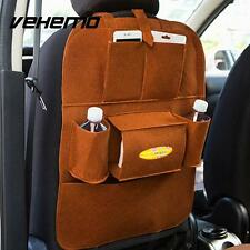 Car Backseat Organizer Woolen Felt Seat Pocket Protector Storage