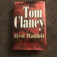 Red Rabbit by Tom Clancy Hardcover Limited Edition