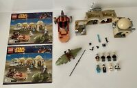 LEGO Star Wars Mos Eisley Cantina (75052) Unboxed 100% Complete with minifigures