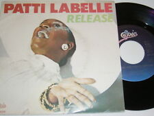 "7"" - Patti Labelle Release & Come and Dance with me - 1980 # 5834"