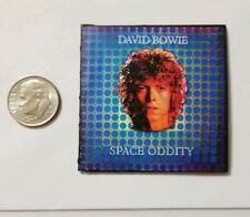 Miniature record Album Barbie Gi Joe 1/6   Playscale  David Bowie Space Oddity