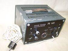 Alter Verstärker Sound Master 70 HifI Amplifier, Vintage