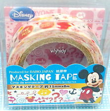 Disney Mickey Mouse  Adhesive Tape Set , #B , #2a