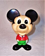 New listing 1976 Mattel Disney Pull String Talking Mickey Mouse Chatter Chum Toy Works Vguc