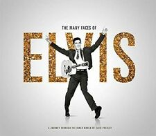 The Many Faces of Elvis Presley Various Artists Audio CD